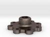 High Strength Wheel Hub (17 mm) 3d printed