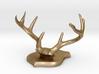 Deer Horn Base 1 - Business Card Holder 3d printed