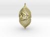 The duke pendant 3d printed