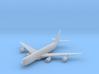 1/700 A340 (FUD) 3d printed