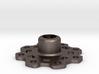Lightweight Wheel Hub (17 mm) 3d printed