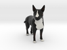 Custom Dog Figurine - Chicken-Standing 3d printed