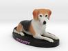 Custom Dog Figurine - Brandy 3d printed