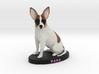 Custom Dog Figurine - Jojo 3d printed