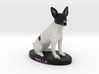 Custom Dog Figurine - Bella 3d printed