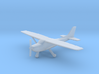1:400 Cessna C172SP SkyHawk Wheeled Version 3d printed