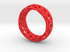 Trous Ring Size 6 3d printed