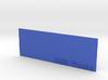 Base for 1/600 CSS Yazoo 3d printed