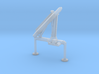 1/160 n scale truck loader crane Ladekran LKW 3d printed