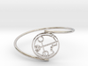 Brandi - Bracelet Thin Spiral 3d printed