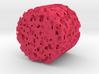 Porous foam 3d printed