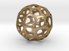 Voronoi sphere1 3d printed