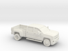 1/64 2015 Chevrolet Silverado Dually 3d printed