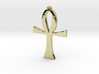Ankh Necklace Pendant 3d printed