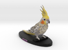 Custom Bird FIgurine - Kaze 3d printed