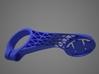 Garmin edge 200 / 500 centreline mount 3d printed