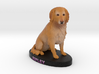Custom Dog Figurine - Ripley 3d printed