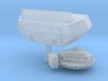 1/96 scale Smart-S Radar 3d printed
