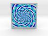 0179 Optical Illusion picture B (15cm) #005 3d printed