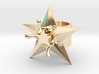 StarSplash statement ring size 6 US open design 3d printed