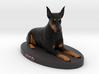 Custom Dog Figurine - Rico 3d printed