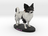 Custom Dog Figurine - Prince 3d printed