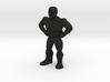 Mexican Wrestler #1: Hurricane Ramirez 3d printed