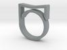 Adjustable ring for men. Model 3. 3d printed