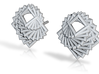 Arithmetic Studs Small Steel 3d printed