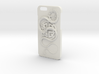 iPhone6 Case - Lu Prosperity Symbol with Dragon 3d printed
