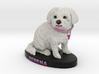 Custom Dog FIgurine - Serena 3d printed