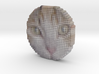 Cat Face Object - hime 0 with IT3D 3d printed