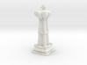 King - Mini Chess Piece 3d printed
