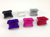 3D Printed Quad Lock Bike Mount Collars 3d printed 6 Colors to choose from