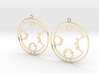 Carol - Earrings - Series 1 3d printed