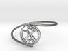 Ramisa - Bracelet Thin Spiral 3d printed
