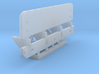 1/35 SPM-35-003 HMMWV rear cargo bumper 3d printed