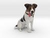 Custom Dog Figurine - Dax 3d printed