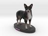 Custom Dog Figurine - Jester Vrml Frommax 3d printed