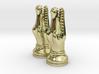 Pair Chess Crocodile Big / Timur Luxm Sea-Monster 3d printed