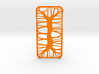iPhone6 Case Endless Tree (Extreme Voronoi Ed.) 3d printed