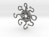 Discalia Jellyfish pendant 3d printed