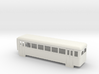009 articulated railcar 6 window rear section 3d printed