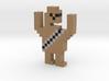 Star Wars Chewie iotacon 3d printed