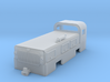 Low profile tunnelling and mining diesel locomotiv 3d printed