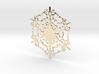 Snowflake Crystal 3d printed