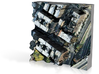 ibldi | LAT:40.7118739519081 LNG:-73.9572143554687 3d printed