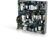 ibldi | LAT:40.71707851579789 LNG:-73.944854736328 3d printed