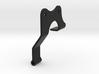 Spitfire Sunvisor Ring Bracket 3d printed