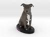 Custom Dog Figurine - Myka 3d printed
